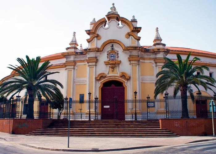 plaza toros mellilla