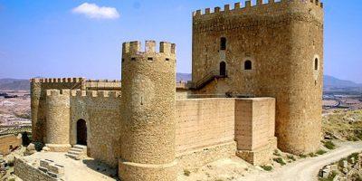 castillo jumilla
