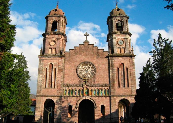 iglesia santiago elizondo