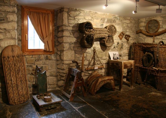 Museo de la Memoria en Isaba