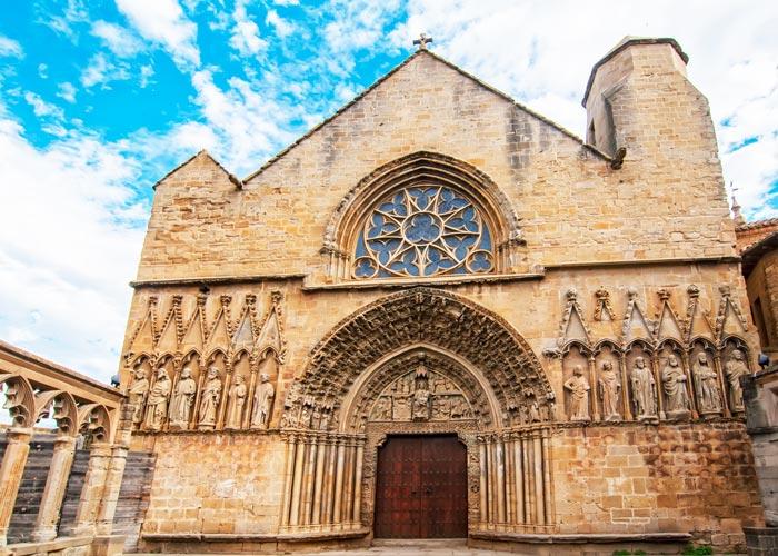 Iglesia de Santa María la Real de Olite