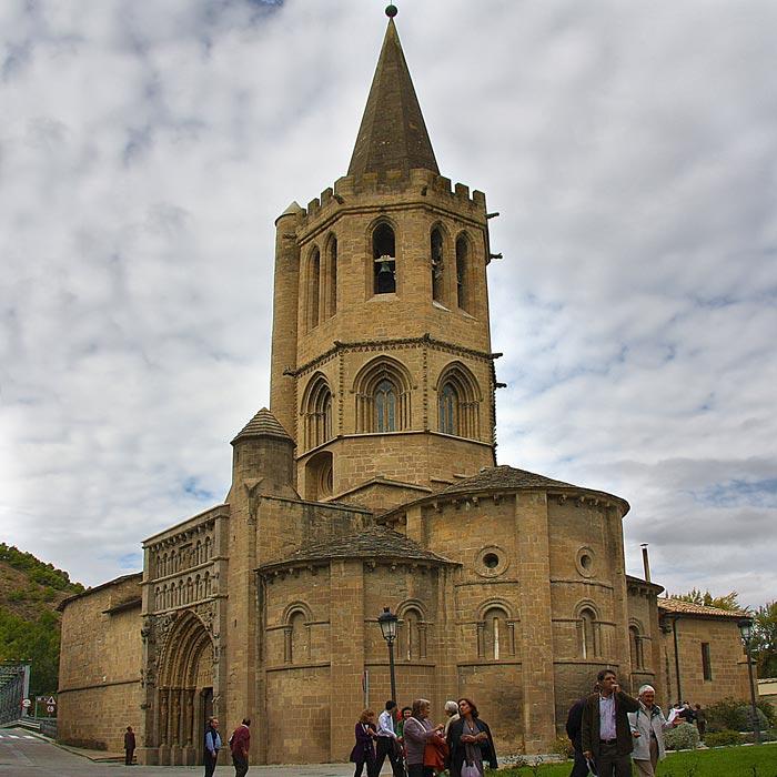 Santa Maria la Real sanguesa