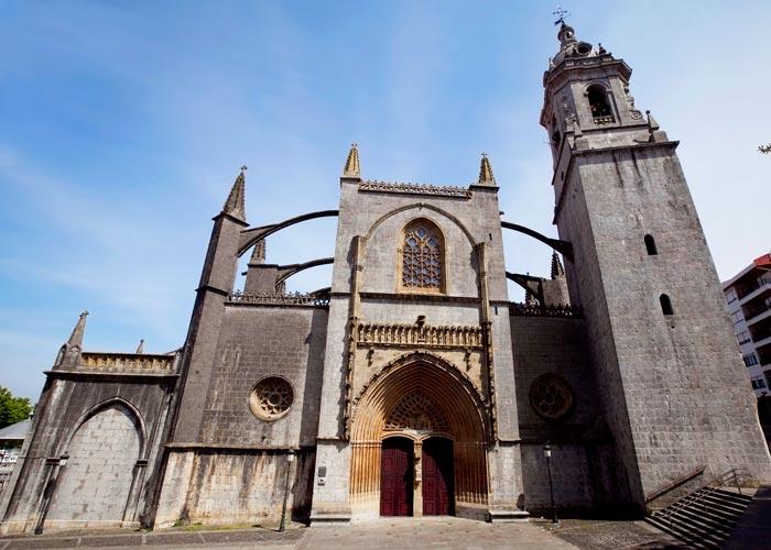 basilica santa maria asunciion lekeitio