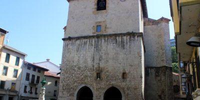 Santuario de Itziar, cerca de Deba