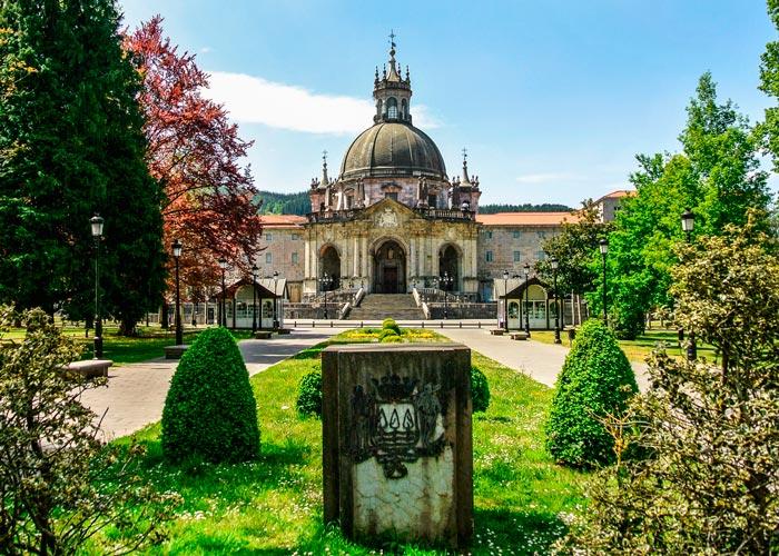 monasterio loiola