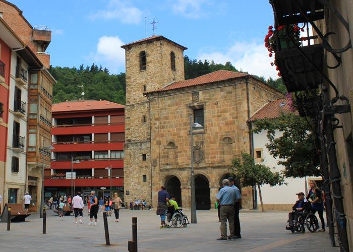 monasterio san francisco mondragon