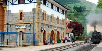 Estación de ferrocarril de Azpeitia