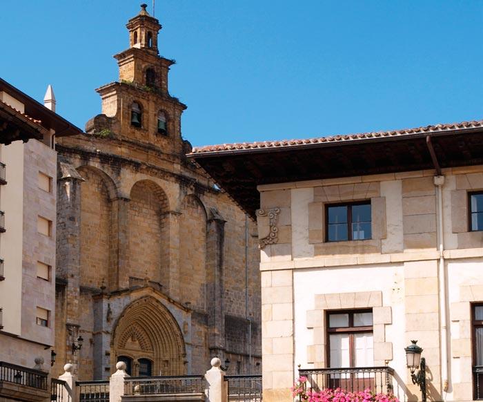 iglesia santa maria gernica