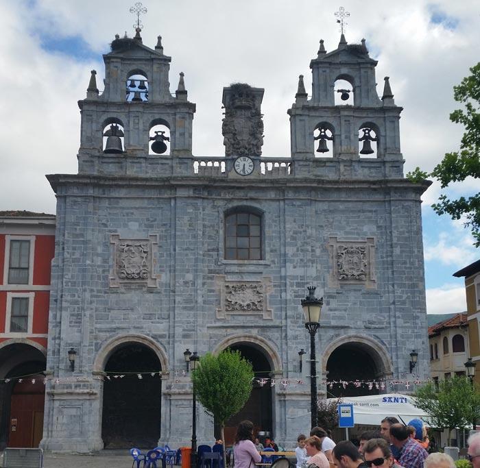 Iglesia de los Jesuitas orduna