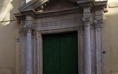 puerta iglesia san pedro bunol