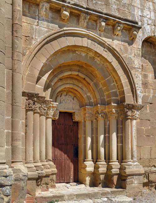 Iglesia de Santiago en Agüero