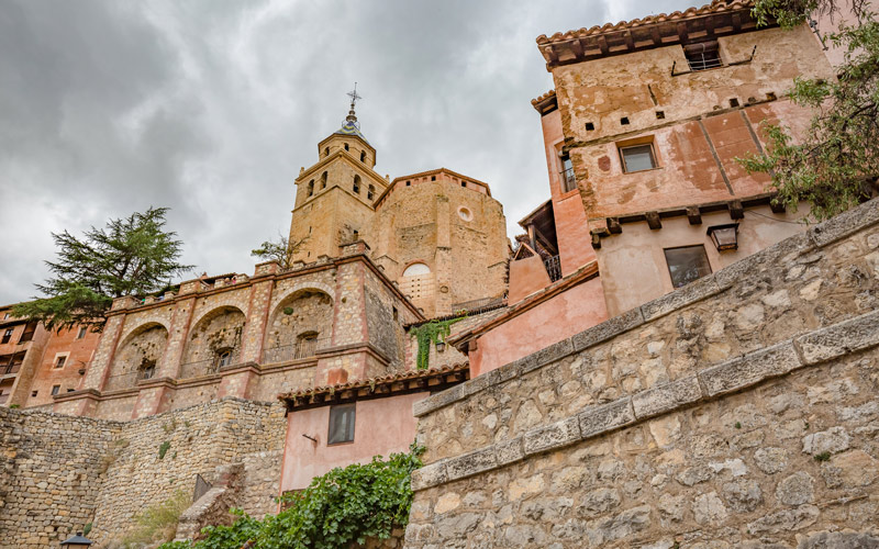 Vistas de Albarracín
