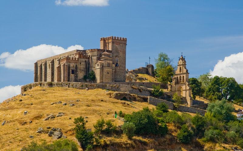Aracena en Huelva