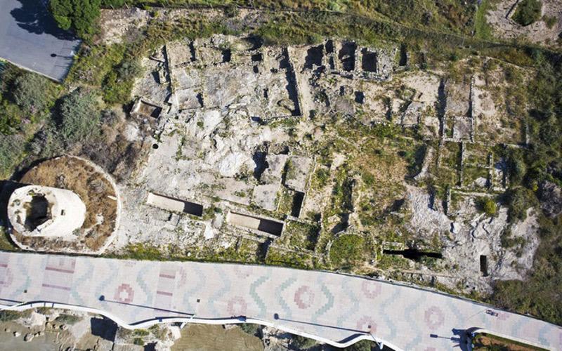 Vicus romano en Calpe