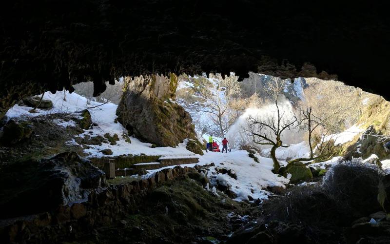Cueva de Valporquero
