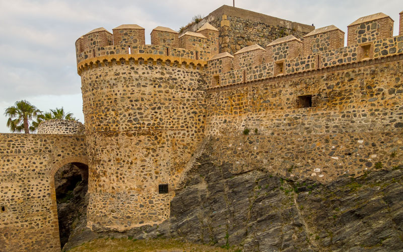 Castillo de San Miguel en Almuñécar