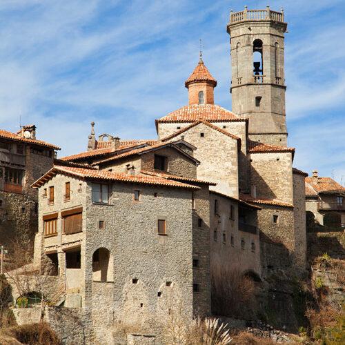 Iglesia de San Miguel de Rupit