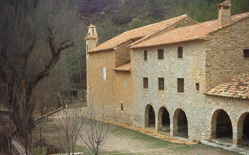 Ermita de Santa Ana en Zucaina