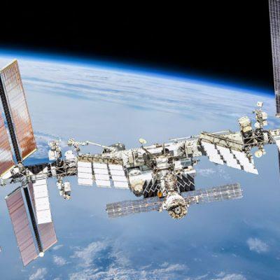Una cámara vasca en el módulo japonés de la Estación Espacial Internacional