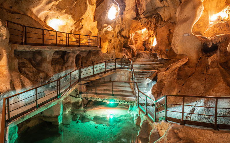 Cueva del Tesoro en Malaga