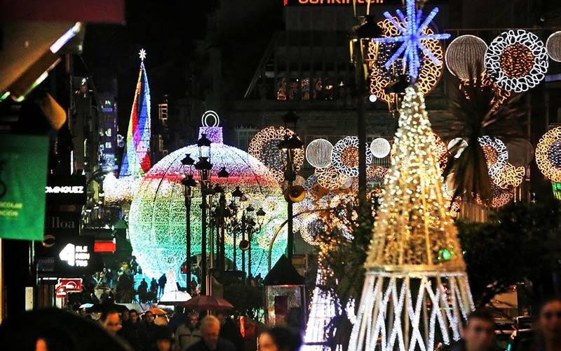 ciudades navideñas