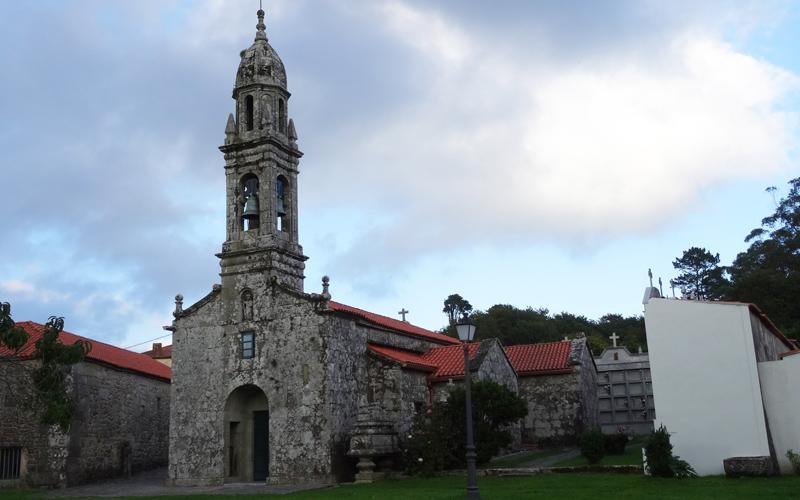 Iglesia de Santiago de Berdeogas