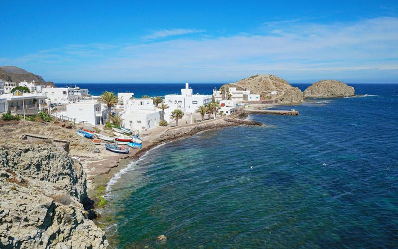 Isleta del Moro, Almería