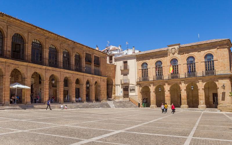 Alcaraz, en Albacete