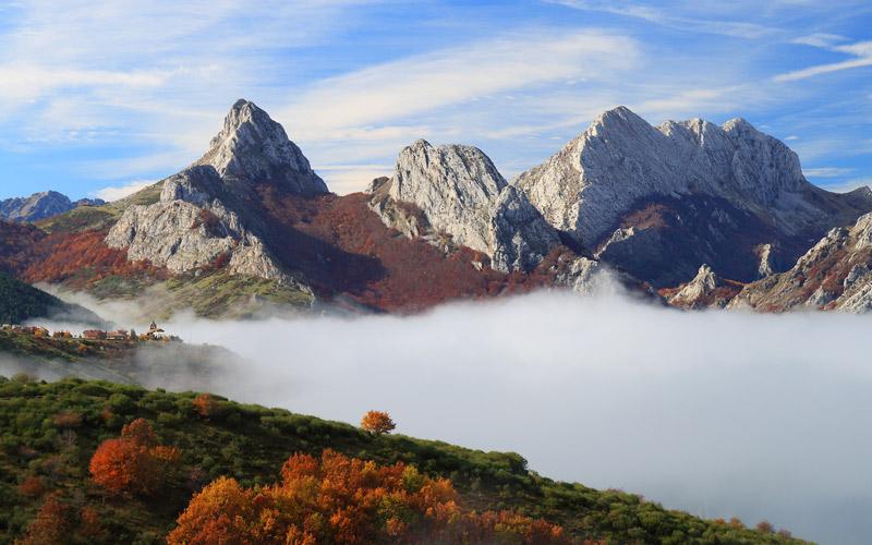 Montaños de Riaño