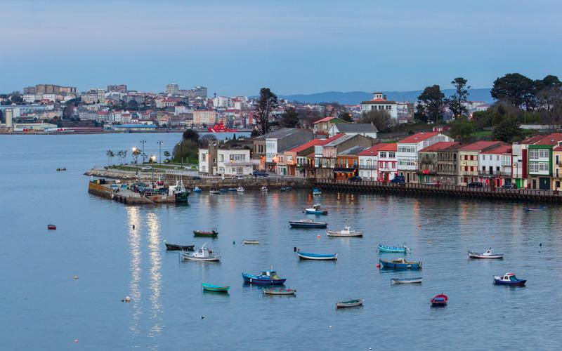 Mugardos, La Coruña