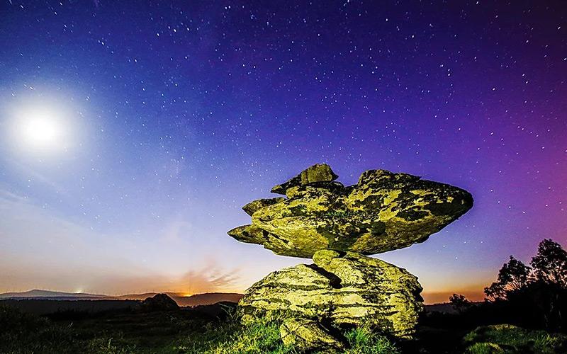 Pedra Cabalgada | Foto: dumbriaturismo.com