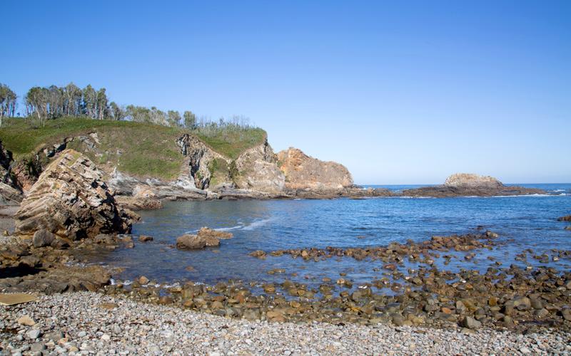 Playa de Pormenande | Shutterstock