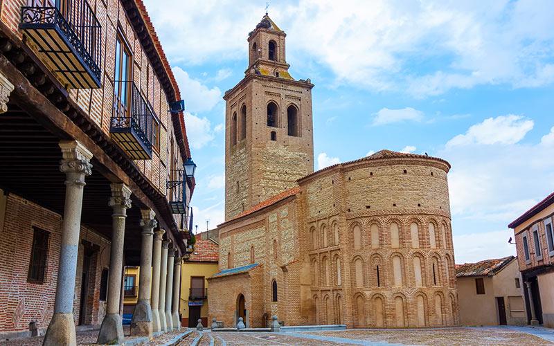 Pueblos más bonitos de Castilla y León: Arévalo