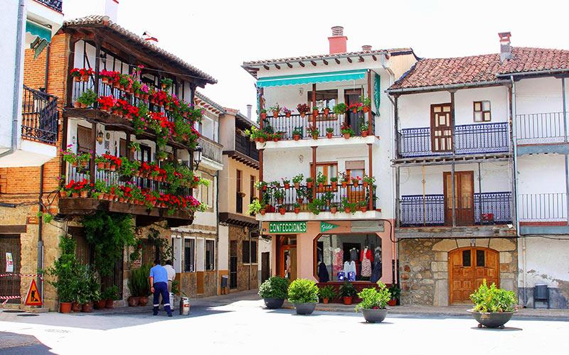 Pueblos más bonitos de Castilla y León: Candeleda