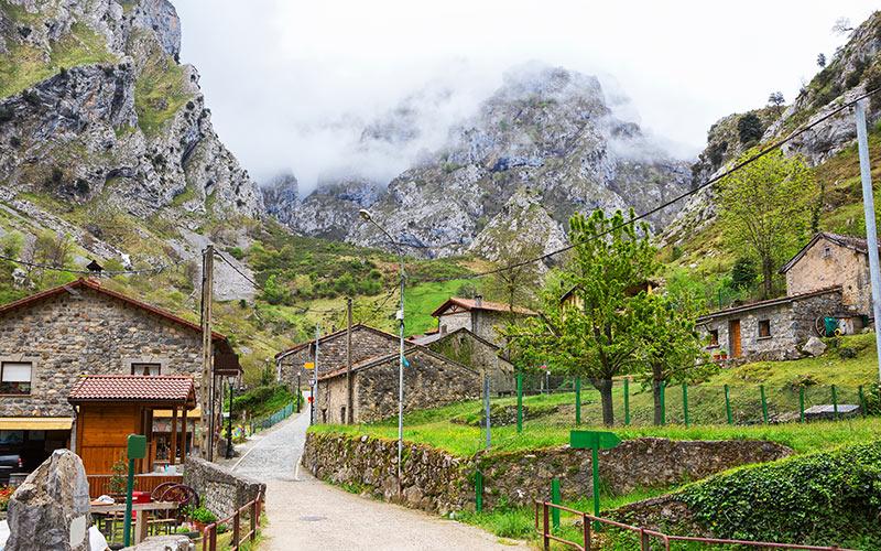 Pueblos más bonitos de Castilla y León: Caín de Valdeón
