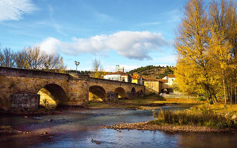 Pueblos más bonitos de Castilla y León: Aguilar de Campoo