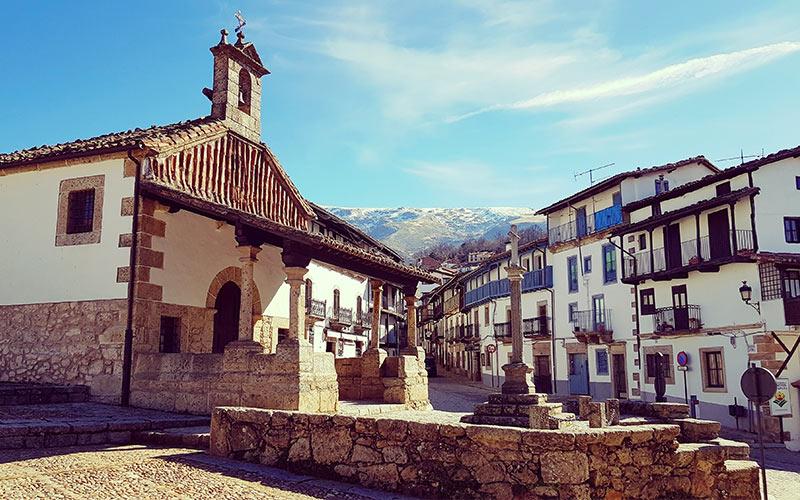 Pueblos más bonitos de Castilla y León: Candelario