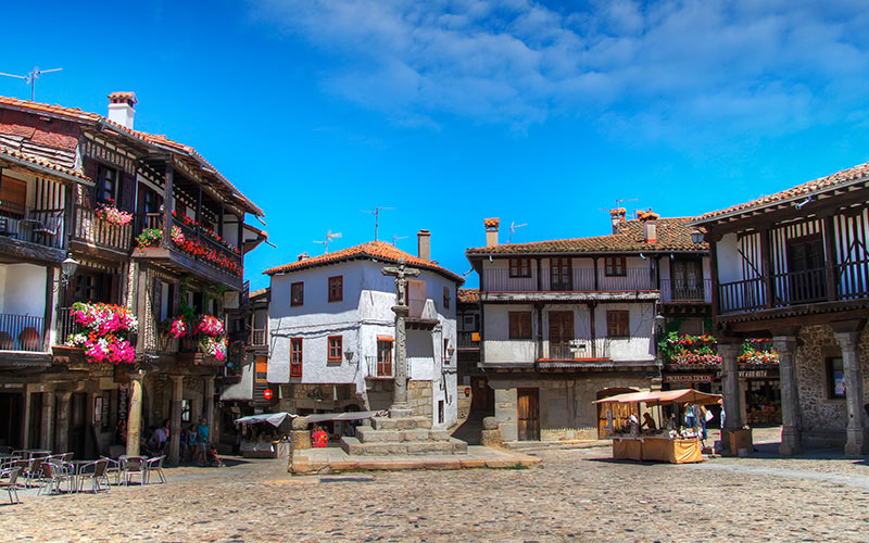 Pueblos más bonitos de Castilla y León: La Alberca
