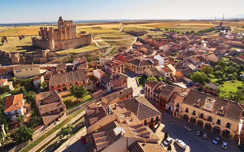 Pueblos más bonitos de Segovia: Turégano