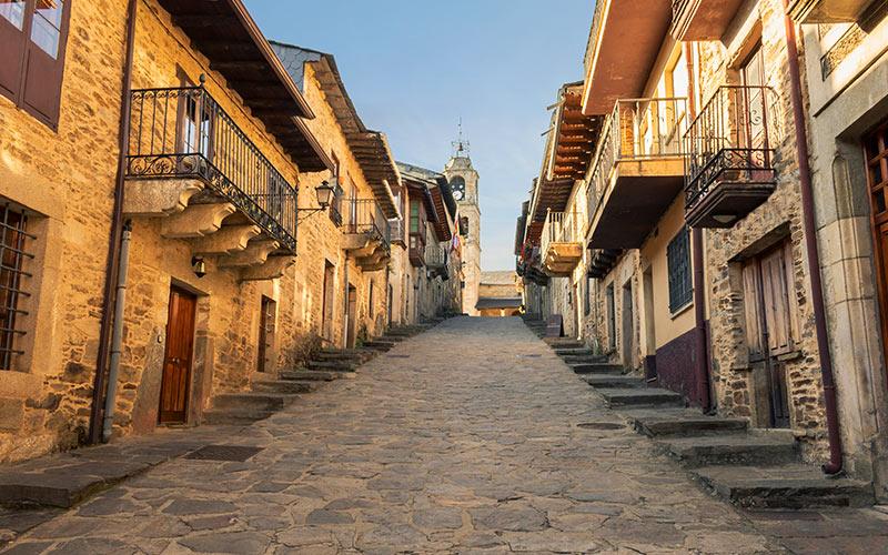 Pueblos más bonitos de Castilla y León: Puebla de Sanabria