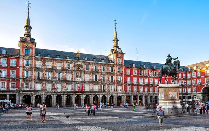 Qué hacer en Madrid capital en 3 días