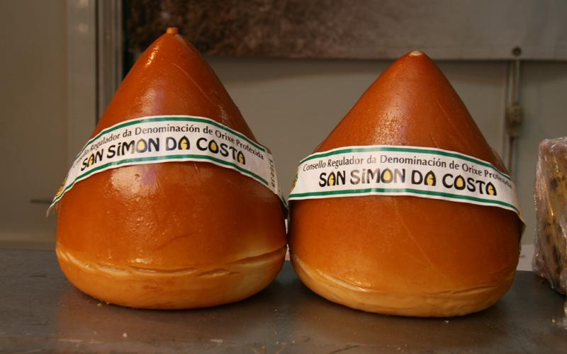 Queso de San Simón da Costa