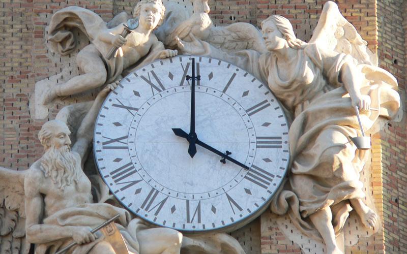 Reloj de La Seo, Zaragoza
