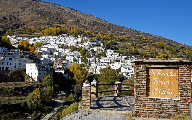 Trevélez en Granada