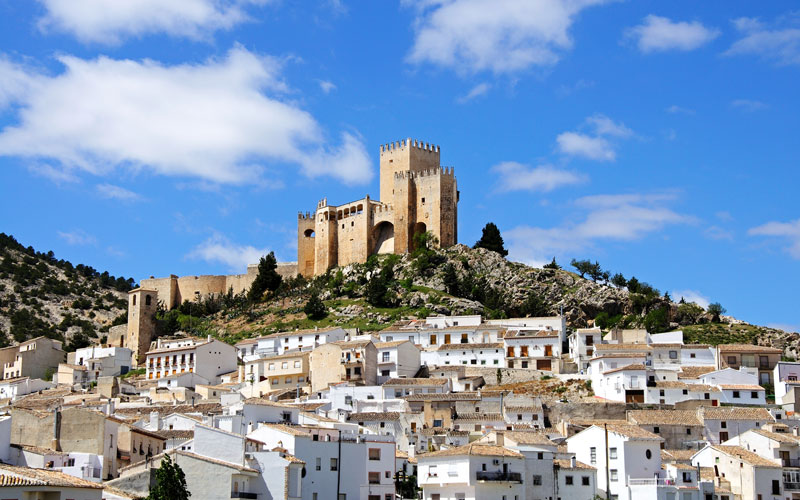 Vélez-Blanco en Almería