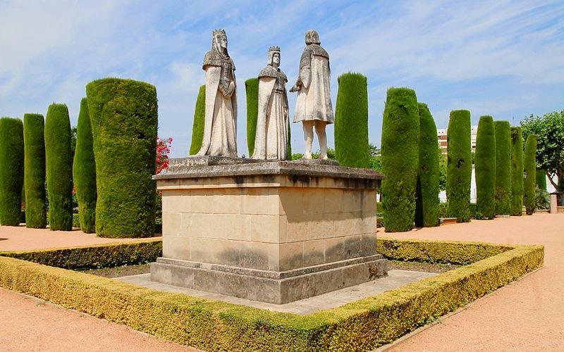 Alcázar reyes cristianos