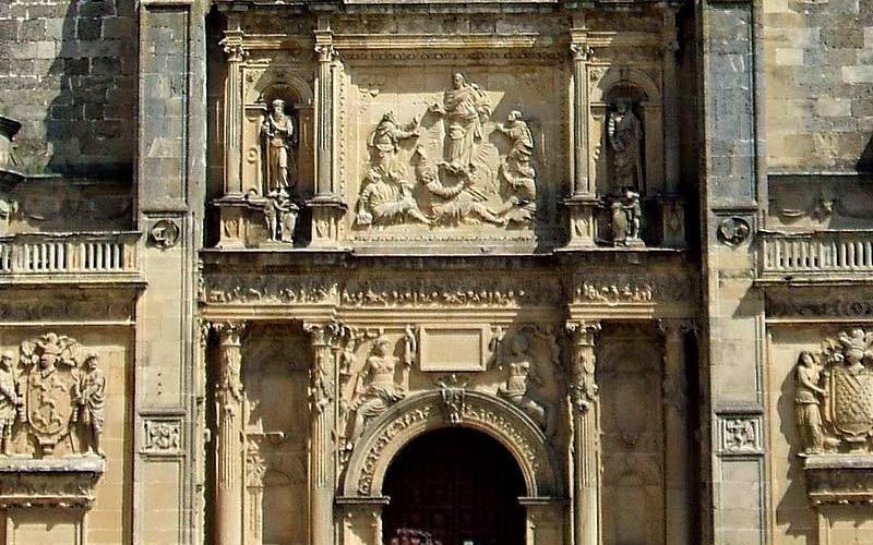 Sacra capilla del Salvador