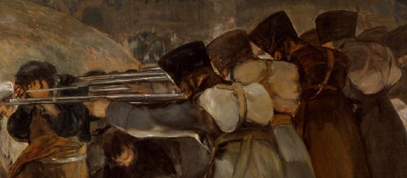 los fusilamientos Goya