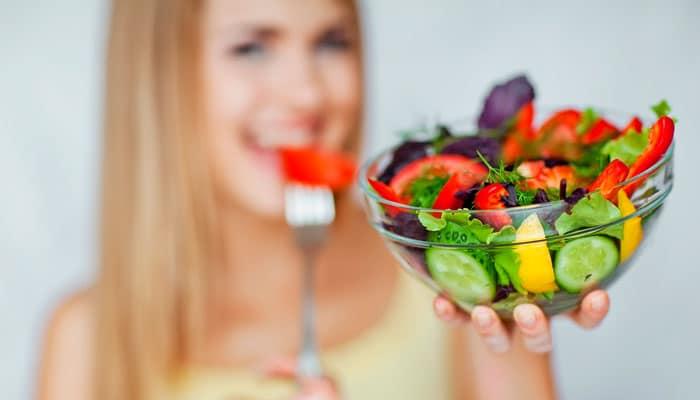 vivir presente dieta