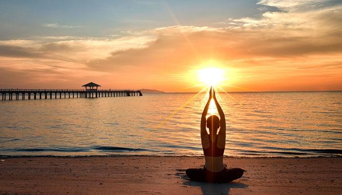 vivir presente meditacion